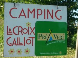 Camping La Croix-Galliot 2015