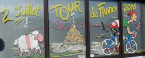 Départ Tour de France 2016 Mont Saint-Michel