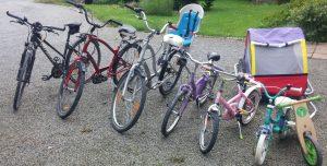 Location vélos la Croix-Galliot