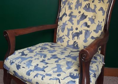 "New armchair ""Voltaire"""